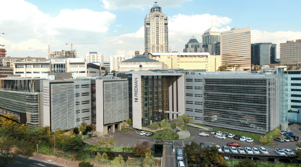 Johannesburg Office Space